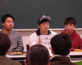 11月29日(水)第2回ウォーミングアップ講座が開催されました