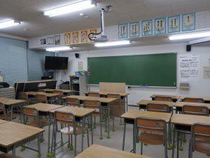 模擬授業室A