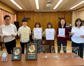 「2020年 第30回山梨県管打楽器ソロコンテスト」本学部学生が受賞