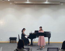 10月21日(水)、本学甲府キャンパス大村記念ホールにおいて、2020年度「第2回水曜イブニングコンサート」が開催されました