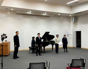 第1回「演奏と鑑賞をつなぐ学習会」を開催しました